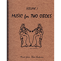 Music for TWO Oboes Volume 1 - Music from Three Centuries