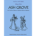 Music for Two - The Ash Grove - Flute or Oboe or Violin & Cello or Bassoon