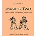 Music for Two Wedding Vol 2 oboes