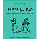 Music for Two Wedding Vol 6 oboes