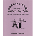 Intermediate Music for Two Classical Vol 2 oboes