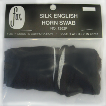 Silk English Horn Swab Midnight Purple