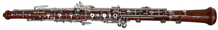 Patricola Full Conservatory Rosewood Oboe