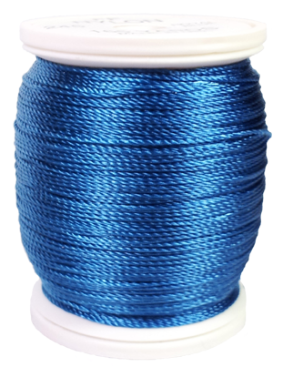 Royal Blue Oboe Reed Tying Thread