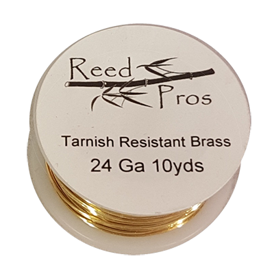 Brass English Horn Wire