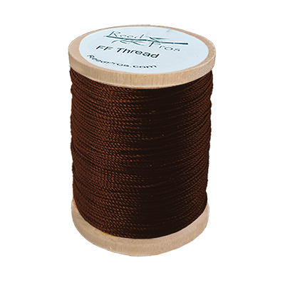Chestnut Oboe Reed Tying Thread