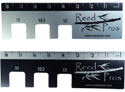 Reed Pros Combo Ruler and Gauge