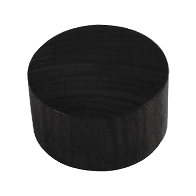 Medium Ebony Wood Cutting Block