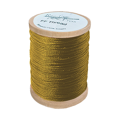 Dark Mustard Oboe Reed Tying Thread