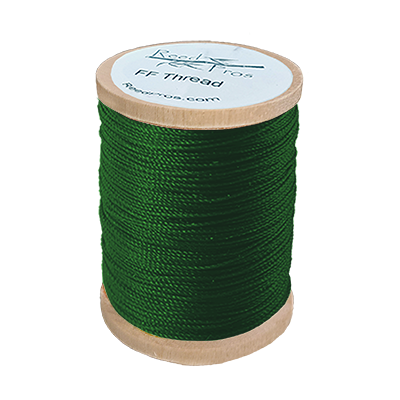Emerald Green Oboe Reed Tying Thread