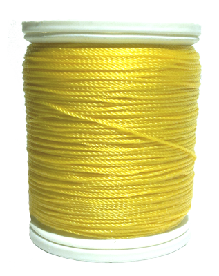 Lemon Yellow Oboe Reed Tying Thread