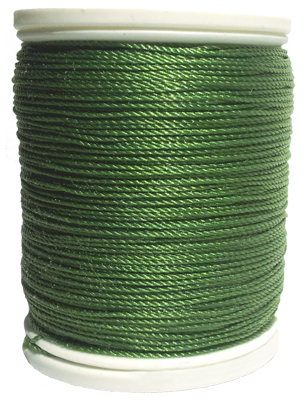 Medium Green Oboe Reed Tying Thread