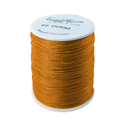 Mini Dark Mustard Oboe Reed Tying Thread
