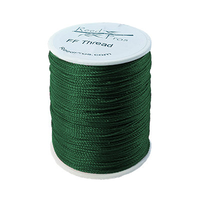 Mini Emerald Green Oboe Reed Tying Thread