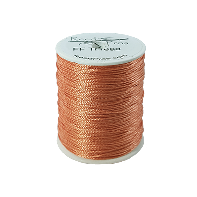 Mini Peach Oboe Reed Tying Thread