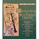 MMO Masterpieces for Woodwind Quintet - for Oboe