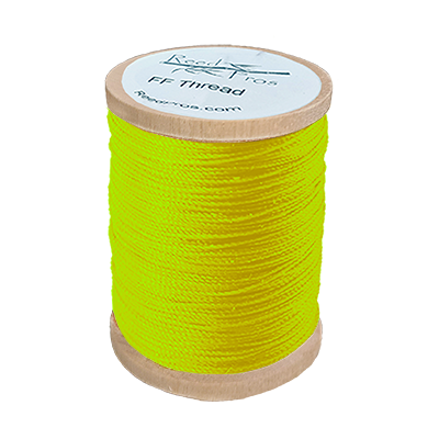 Neon Yellow Oboe Reed Tying Thread