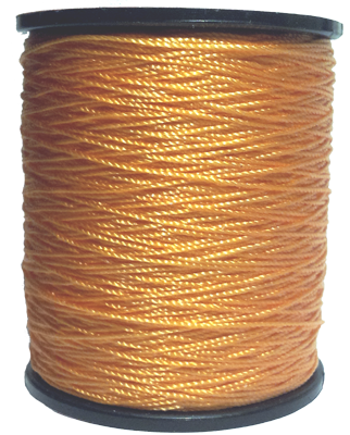 Peach Oboe Reed Tying Thread