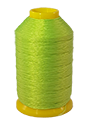 Neon Green Oboe Reed Tying Thread